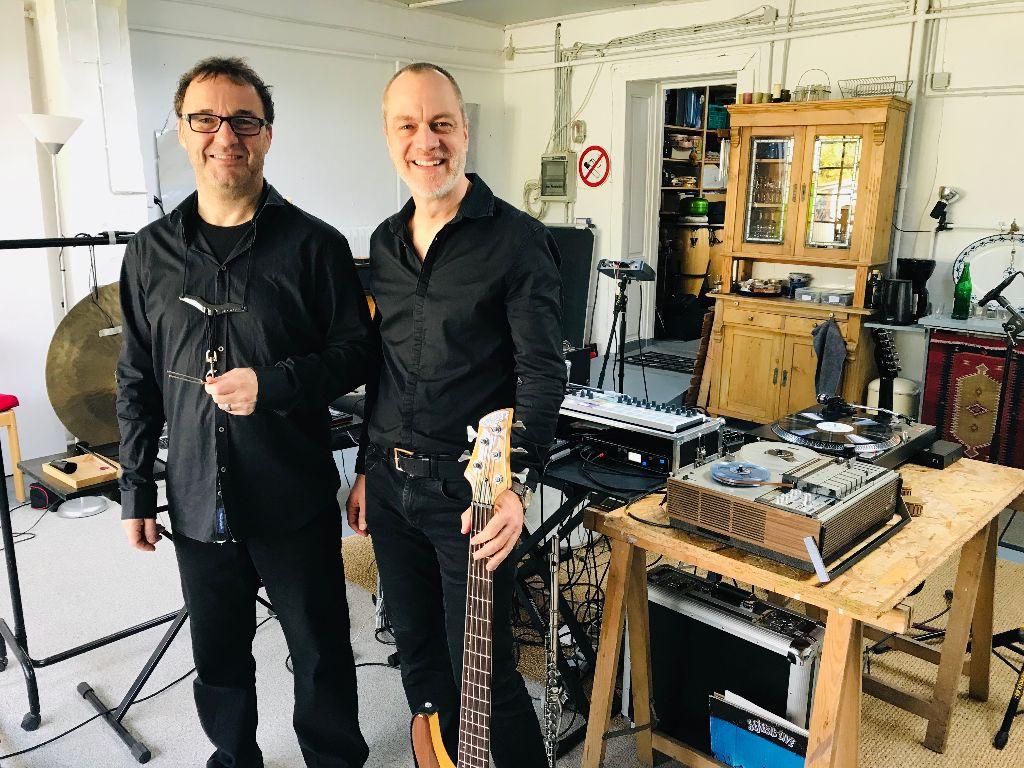 A. Steffens & D. M. Ziegler at Atelier Linde98, Mönchengladbach